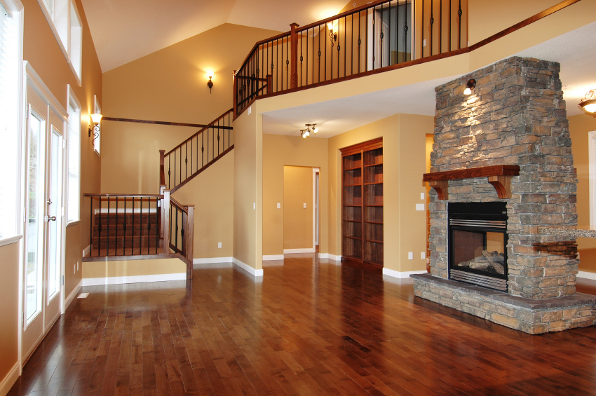 Famous Houses With Hardwood Flooring 850 X 565
